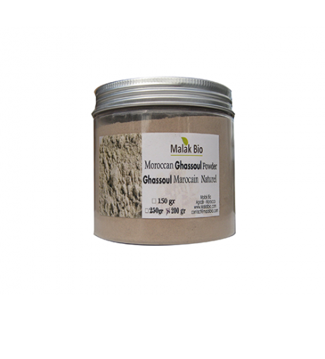 Hammam Products - Ghassoul  - malakbio